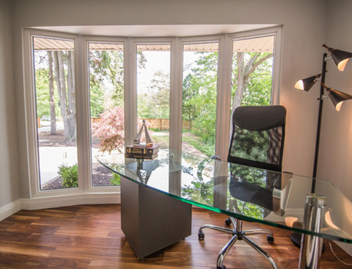 Windermere home office windows